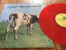"PINK FLOYD ATOM HEART MOTHER 12"" RED VINYL  ALBUM 12"" RECORD"