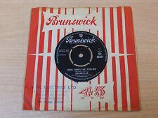 "Brenda Lee/Here Comes That Feeling/1962 Brunswick 7"" Single"