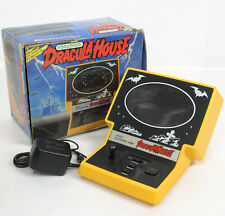 LCD DRACULA HOUSE Game Watch Handheld Game EPOCH Tested Ref DH0821