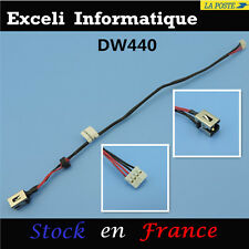 AC DC POWER JACK CABLE PLUG FOR TOSHIBA SATELLITE E45T-A E45T-A4100 E45T-A4200