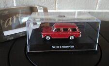 Starline 1:43 - Fiat 1100 R Familiare (Rouge) - 1966 (Neuve en boîte)