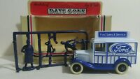 By LLEDO DAYS GONE DG 7-9-13-14 FORD SALES & SERVICE TRUCK MADE IN ENGLAND NEW!
