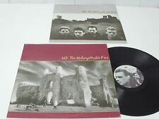 U2 The Unforgettable Fire - PORTUGAL LP - 4th release [ .50 ] later pressing 86