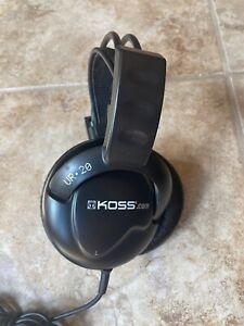 Koss UR-20 headphones