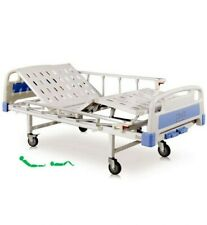 Double Crank Hospital Bed Manual