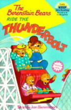 NEW The Berenstain Bears Ride the Thunderbolt (Step-Into-Reading, Step 1)