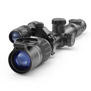 Pulsar Digex N450 Night-Vision Riflescope, Hunting Rifle Scope