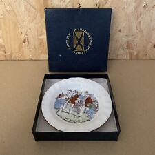 Vintage Golfing China Coaster - The Golfers St Andrews Links - Boxed