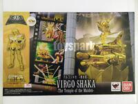 bandai saint seiya DD D.D.Panoramation VIRGO SHAKA Gold Vierge action figurine