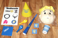 Fallout 76 4 Fan Pack Collectibles Collection Gamescom PS4 Xbox One Rare Promo