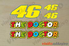 PEGATINA STICKER VINILO Valentino Rossi The Doctor autocollant aufkleber adesivi