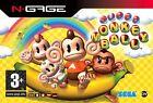 Super Monkey Ball N Gage New/Sealed