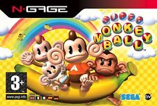 Super Monkey Ball N Gage New/Sealed