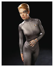 "--Star Trek ""Voyager""- (Seven Of Nine)- sexy-""Jeri Ryan"" Glossy 8x10 Photo"