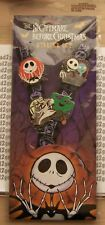 Disney Pin Tim Burton's The Nightmare Before Christmas Deluxe Starter Set