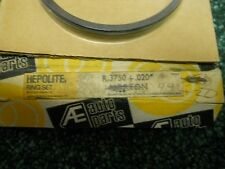 00-3465 BSA 441cc Piston Rings Hepolite R.3750 +.020 (or Norton) NOS