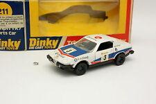 Dinky Toys GB 1/43 - Triumph TR7 Boucles de SPA 1977 N°3