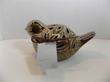 New Fall Ceramic Partridge Dove Bird Figurine Gc Naturals Potpourri Scent Sachet