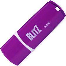 Patriot 16GB Blitz USB 3.0 Flash Drive, Keychain Ready - Purple