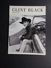 * Clint Black-Spend My Time-Songbook-.