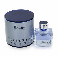 50ml Christian Lacroix Bazaar EDT Perfume Hombre descatalogado 1.6 oz