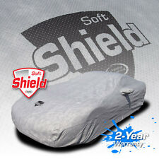 2006 - 2013 C6 Corvette Car Cover. SoftShield w/Cable & Lock, Z06, Grand Sport
