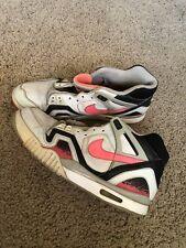 Nike Air 2007 Hot Pink Black White Gray Men Size 12 Splatter