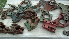Oliver cultivator  tractor mounts brackets 60 66 70 77 80 88 660 770 per part