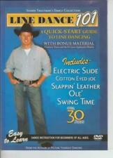 Line Dance 101: A Quick Start Guide To Line Dancing DVD Video Shawn Trautman's