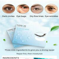 60Pcs Gold Hydrogel Eye Patch Firming Eye Mask Collagen Pads Under G4I7 Eye U0M8