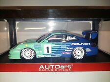 1/18 Autoart Porsche 911 GT3 Cup Falken Super Taikyu 2005