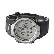 HONHX Waterproof Outdoor Sports Men Digital LED Quartz Alarm Wrist Watch S Q8t8