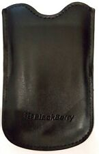 BlackBerry Pearl 8100 8110 8120 Protective Leather Pocket Pouch HDW-16218-002