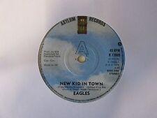 """Eagles-New Kid In Town-K 13069-Vinyl-7""""-Single-Record-45-1970s"""