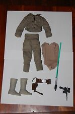 "Luke Skywalker Bespin Outfit 12""-Hasbro-Star Wars 1/6 Customize Side Show"