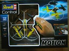 REVELL CONTROL 23840 Quadrocopter Motion 2,4 GHz +neu und ovp+