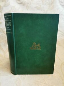 Vintage Book Of The Journal Of Beatrix Potter From 1881 To 1897 - 1966