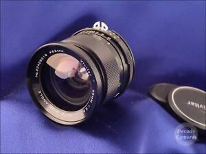 Nikon Ai Mount Vivitar Auto MC 28mm f2.5 Fast Wide Angle - Excellent - 1039