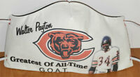 WALTER PAYTON  CHICAGO BEARS - Facemask