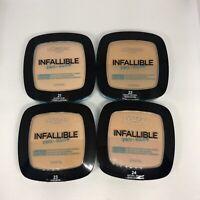 L'Oreal Paris Infallible Pro-Matte / Pro-Glow Foundation Pressed Powder