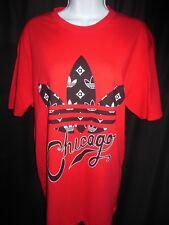 Chicago Adidas Women's Tee Shirt Size Medium