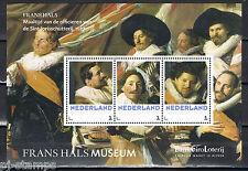 2013 Postset 3012-B-4 Frans Hals - Sint Jorisschutterij - Frans Halsmuseum!