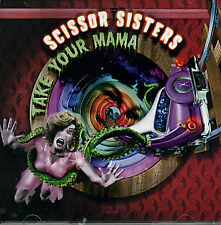 SCISSOR SISTERS Take your Mama EDIT PROMO DJ CD Single USA MINT 2003