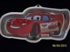 NEW Wilton Disney Pixar Lightning McQueen Cake Pan #95  Cars Movie + insert