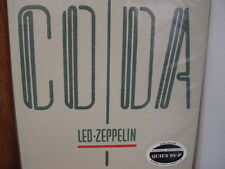 LED ZEPPELIN CODA CLASSIC RECORDS 1st EDITION 200 Gram Audiophile Sealed LP
