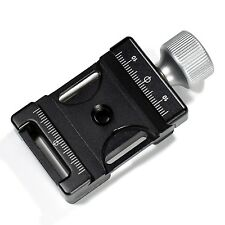 38mm Screw Knob Quick Release Clamp Adapter W Hand Strap Bosses Boss Arca Swiss