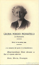 SANTINO LUTTO LAURA  PORZIO PIGNATELLI DI MONTECALVO