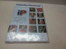 Interactive Physiology iP The Best Way to Learn the Hardest Part of A & P CD