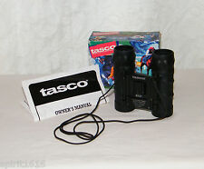 New Tasco Compact Rubber Armored Binocular w/ Rubicon Lenses - Black