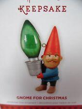 HALLMARK 2013 GNOME FOR CHRISTMAS Ornament NEW IN  BOX